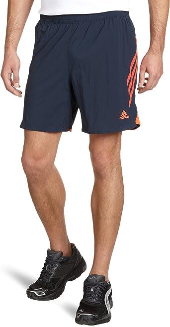oben Herren Kurze Hose Herren Kurze Hose Adidas Adizero