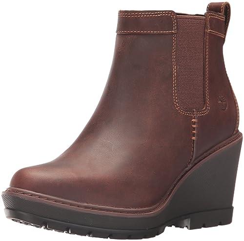 124a05782dd Timberland Women s Kellis Double Gore Chelsea Boot  Amazon.co.uk ...
