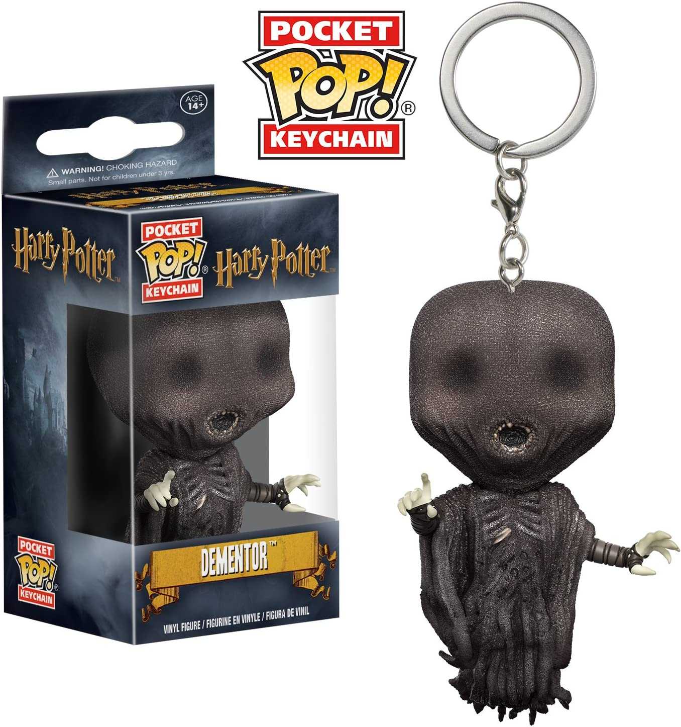 Funko Pocket Pop Keychain Lord Voldemort Dobby Harry Potter Keyring FR