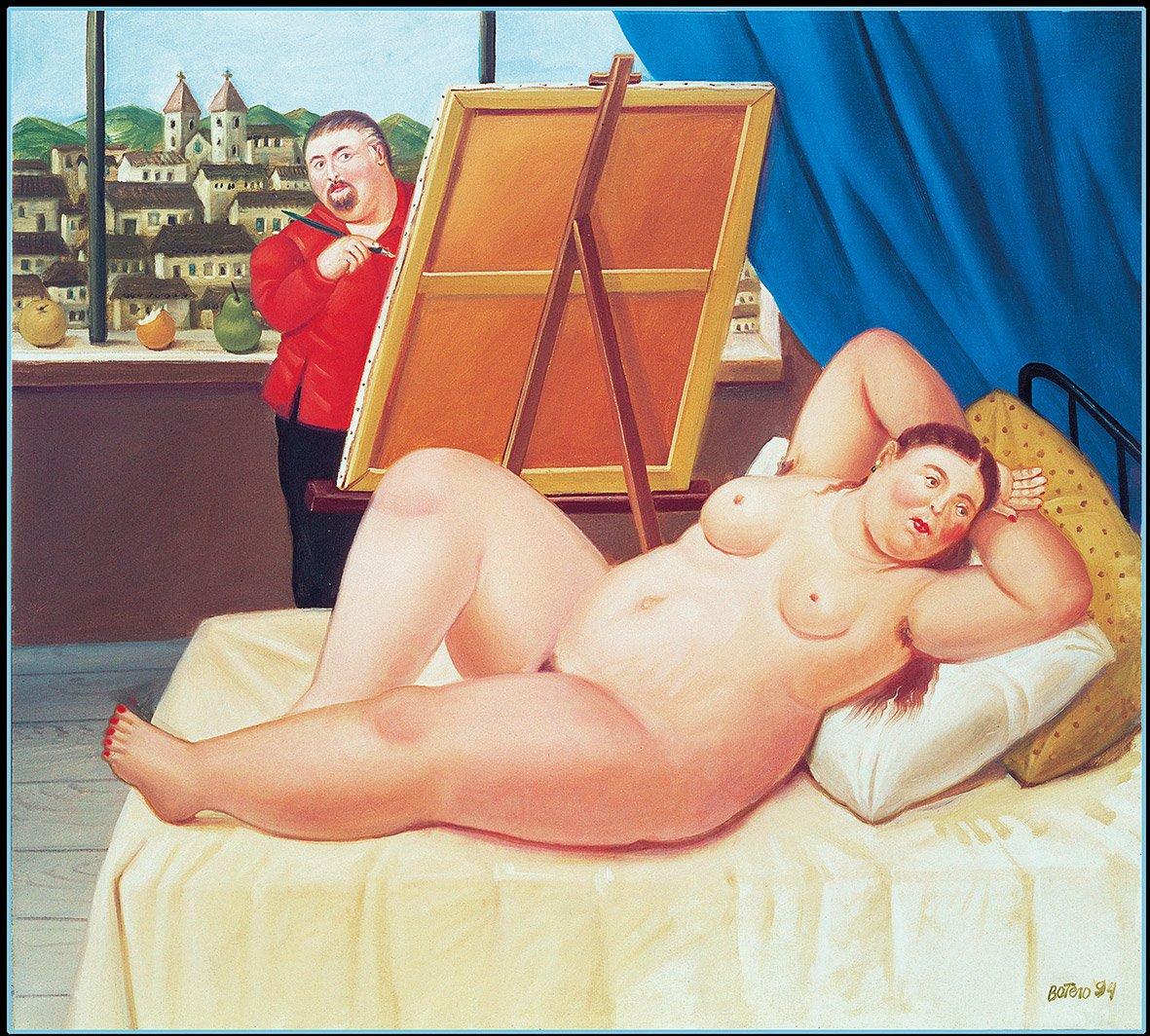 Clementoni Puzzle de 1000 Piezas 392643 Arte Moderno dise/ño Miro: Mujer Y P/ájaro En La Noche
