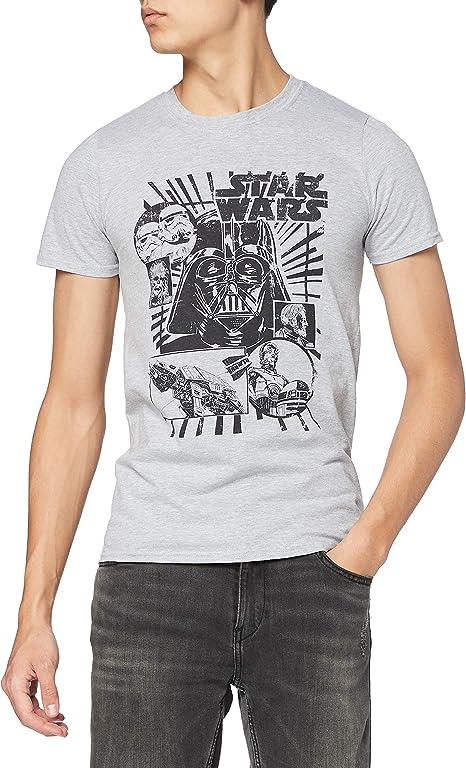 STAR WARS T Shirts tutti gli uomini con etichette XL /& XXL