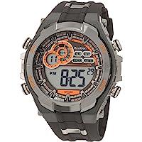 Armitron Sport 40/8188 Reloj digital con cronógrafo y correa de resina para hombre