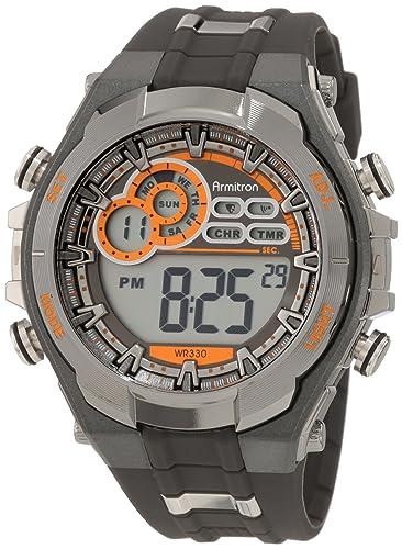 becf595ddd25 ARMITRON PRO SPORT 408188GMG Reloj Deportivos para Hombre  Armitron ...