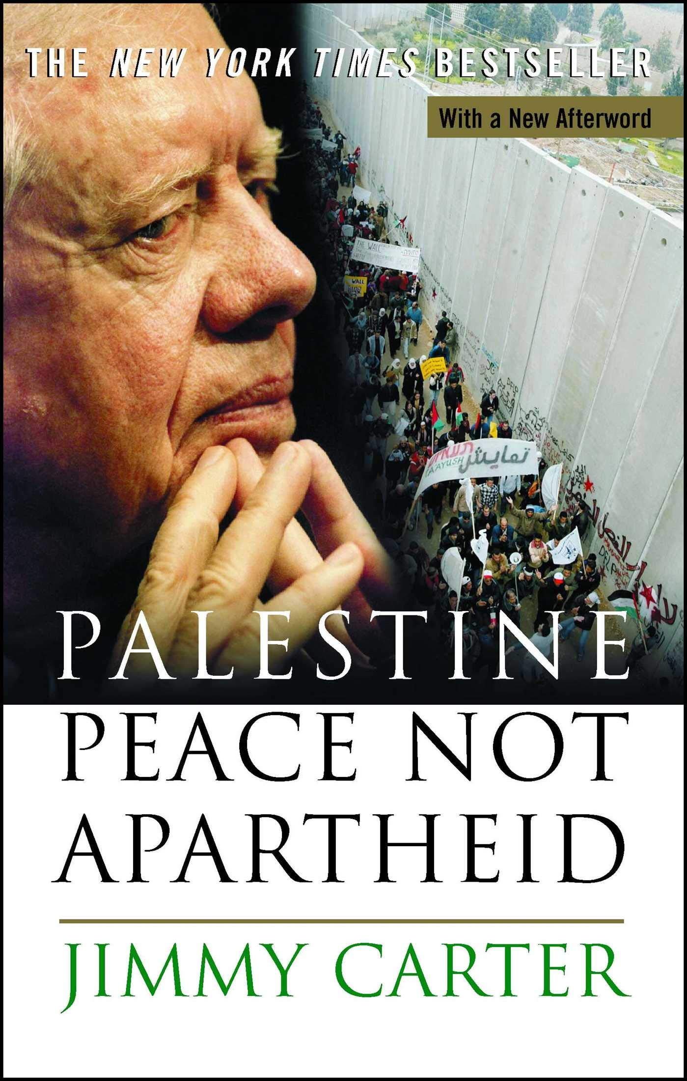 f52e505d7 Palestine: Peace Not Apartheid: Jimmy Carter: 9780743285032: Amazon ...