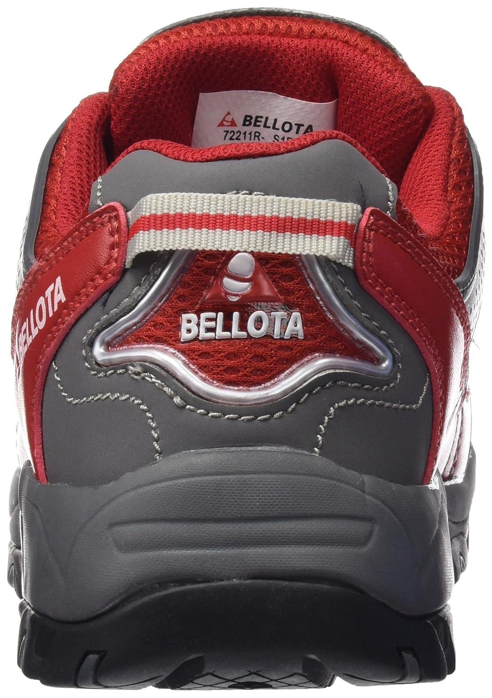 Bellota 72211R-42 Zapato Trail Rojo S1P, Talla 42: Amazon.es: Bricolaje y herramientas