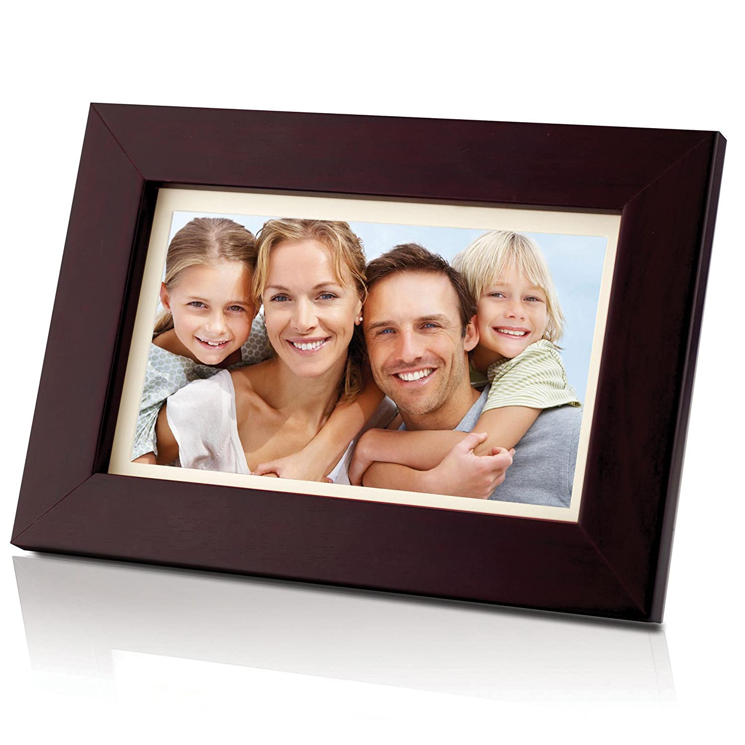 Amazoncom Coby Dp700blk 7 Inch Digital Picture Frame Black