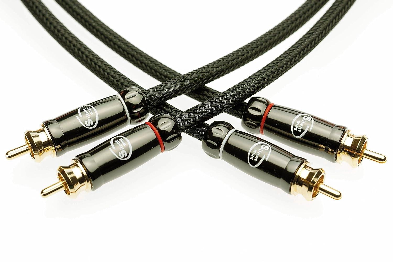 Silent Wire Nf Kabel Serie 4 Mk 0 6 Meter 60cm Cinch Auf Cinch Rca To Rca Gewerbe Industrie Wissenschaft