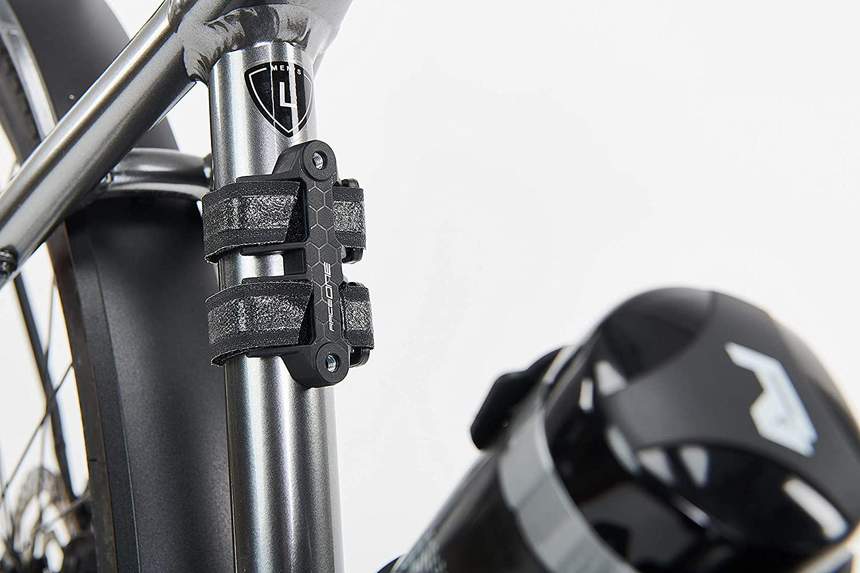 H/öhenverstellbar von 27,2 auf 30,6 Adapter f/ür Ihre Fahrrad Sattelst/ütze Aus Aluminium P4B