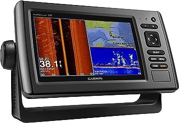 Garmin 010-01574-01 - GPS echoMAP Chirp 72sv WW Sonar con ...