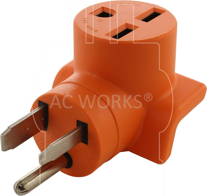 Universal de soudage Soudeur Angle Power Plug 30//50 Amp 250 V