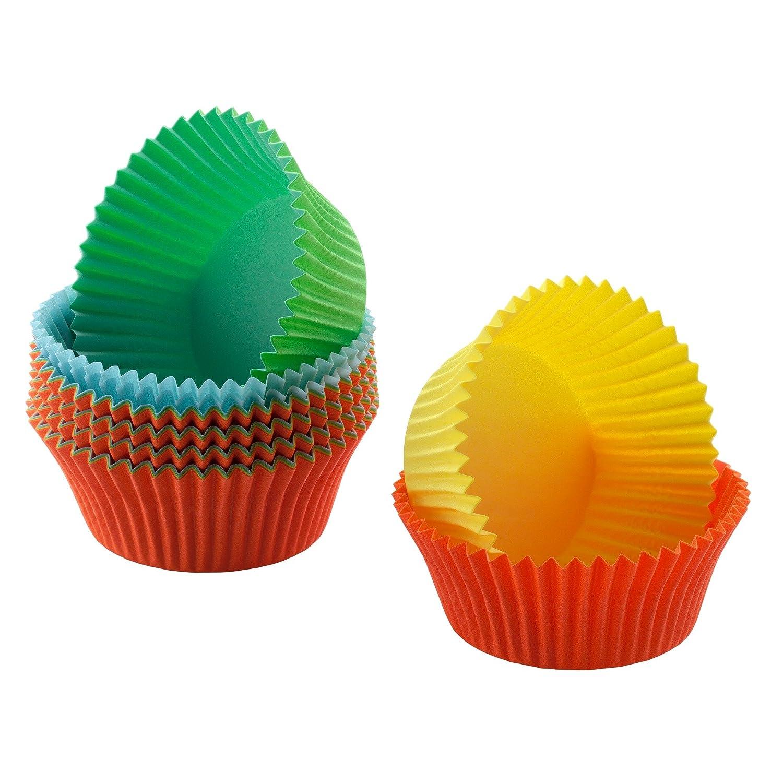 Multicolor Kaiser 646305 Muffin Paper Bun Cases