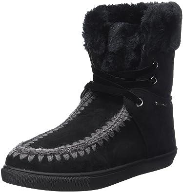 Chattawak Boots Boots Virginie noires Chattawak F2opPT