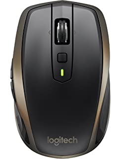4f85838d94b Logitech MX Anywhere 2 Wireless Mouse – Use On Any Surface, Hyper-Fast  Scrolling