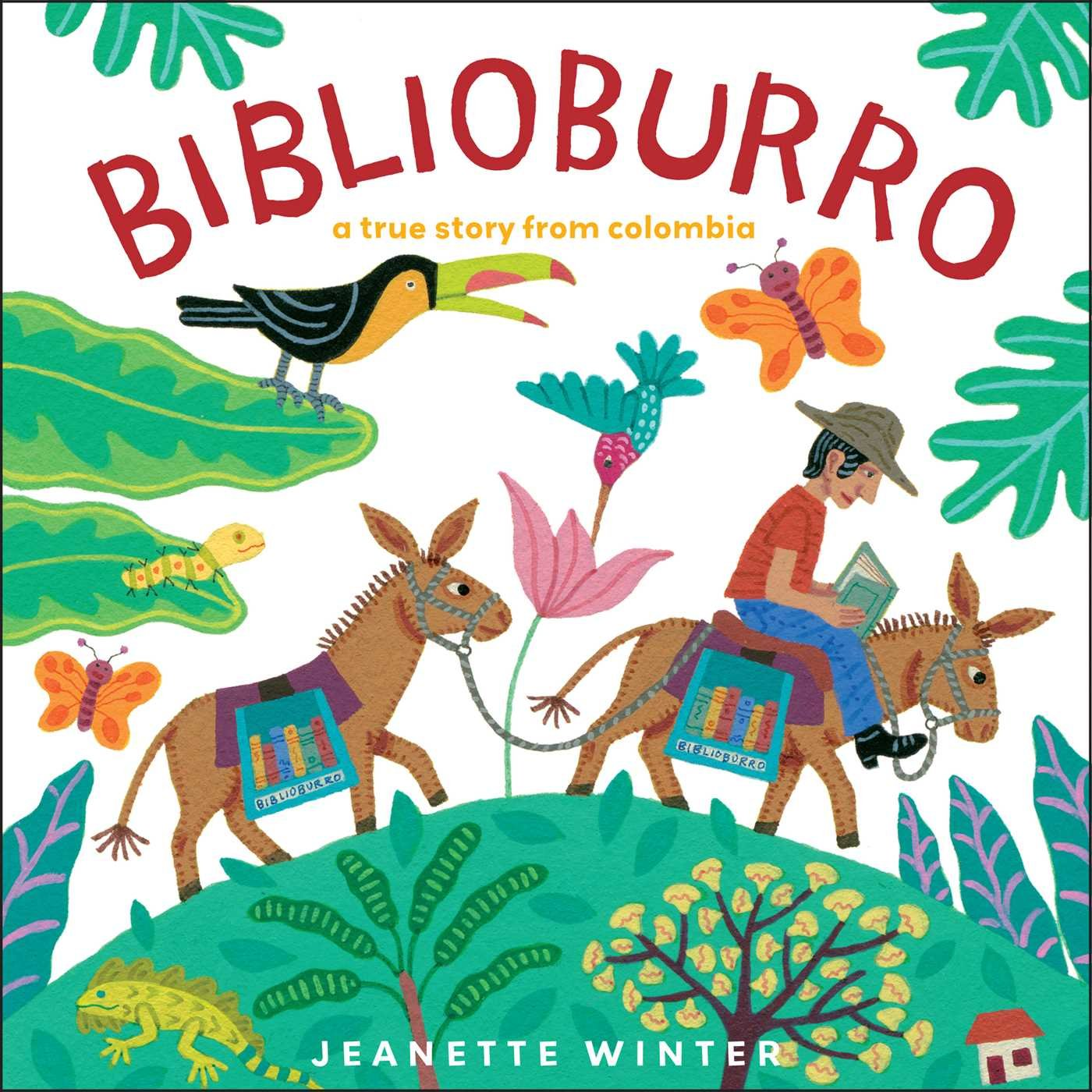Image result for biblioburro