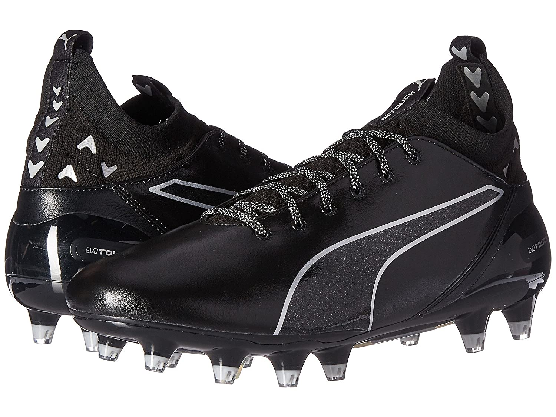 プーマ シューズ スニーカー evoTouch Pro FG Puma Black [並行輸入品] B071HW6Y45 7.5xD_-_Medium