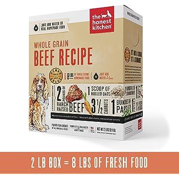 best Honest Kitchen Whole Grain reviews