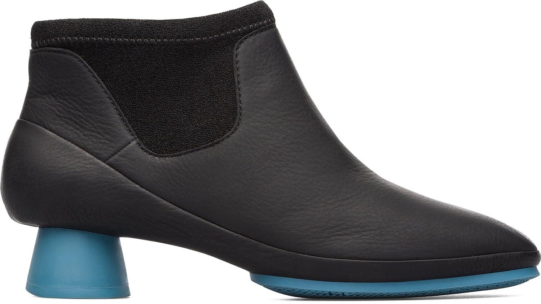Camper Women's Alright K400218 Fashion Boot B0748TM48R 39 M EU|Black 1