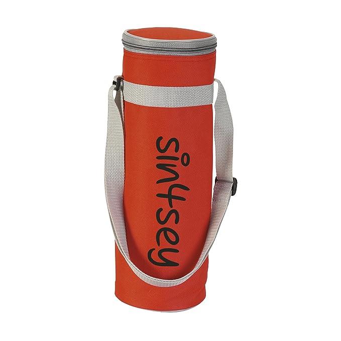 Bolsa nevera para botellas de hasta 1,5 l, con correa ajustable ...