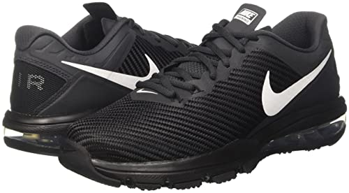 Nike Mens Air Max Full Ride TR 1.5 Shoes Black White