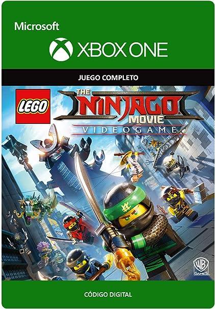 LEGO Ninjago Movie Video Game   Xbox One - Código de descarga ...