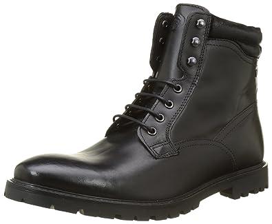York, Mens Combat Boots Base London