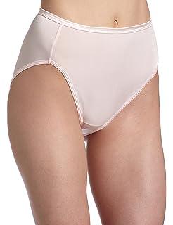 Vanity Fair Womens Illumination Hi Cut Panty 13108