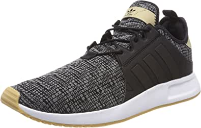 (10 UK, Black (Core Black/core Black/gum 3 001)) - adidas Men's X_PLR Fitness Shoes, Black