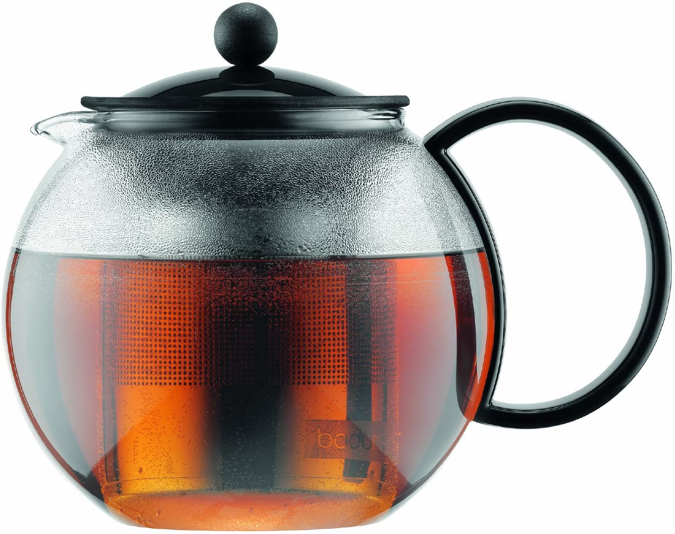 Bodum Assam Tea Press with Stainless Steel Filter, 34-Ounce