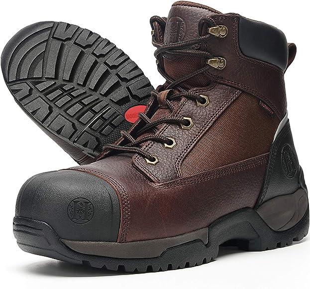 HANDROCK Work Boots for Men