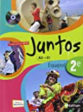 Espagnol 2e Juntos : Programme 2010 A2/B1, format compact (1CD audio)