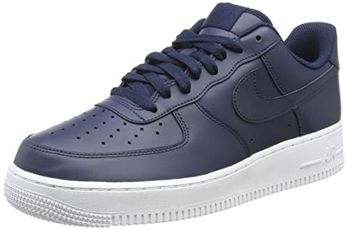 e9d4296741e0 Nike Men s Buty Air Force 1 07 Basketball Shoes  Amazon.co.uk  Shoes ...