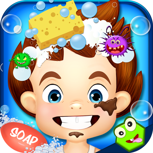 Dirty Kids Makeover FREE - Kids Makeover and Adventure Games