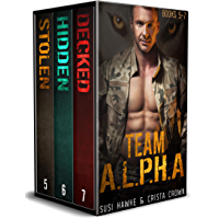 Team ALPHA Books 5-7 (Team ALPHA Bundle Book 2) (English Edition)