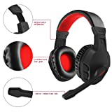 NUBWO U3 3.5mm Gaming Headset for