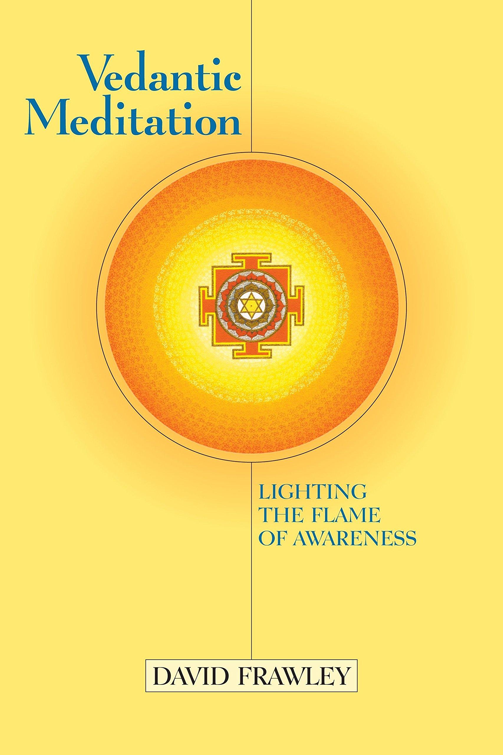 Vedantic Meditation: Lighting the Flame of Awareness: David ...