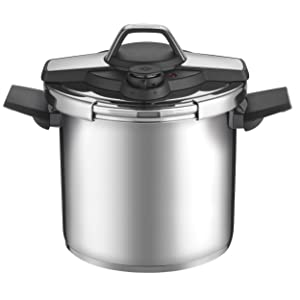 Cuisinart CPC22-8 Professional Collection Stainless Pressure cooker Medium Silver