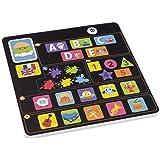 CEFA Toys 00414 - Mi primer tablet Tech Too