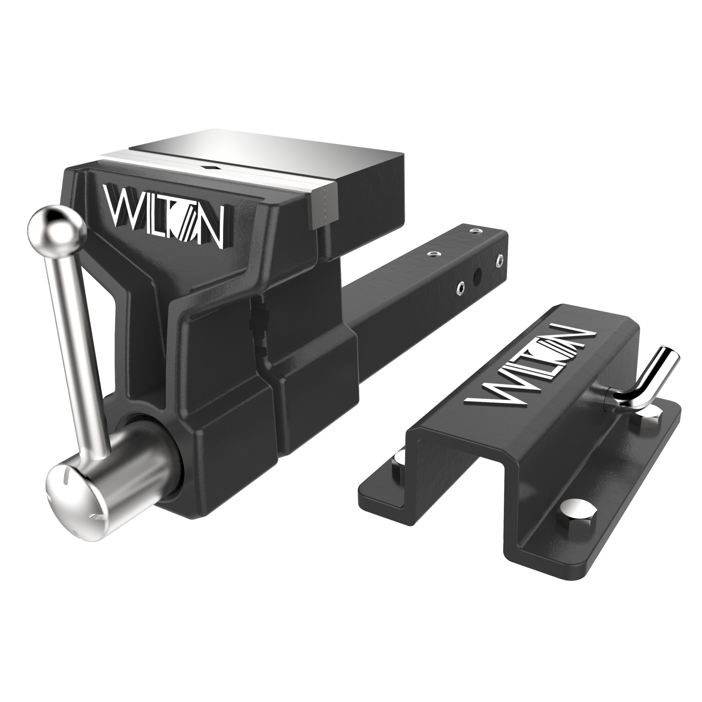 Wilton Tool 10010 Truck Vise Hitch2Bench by Wilton Tool Group