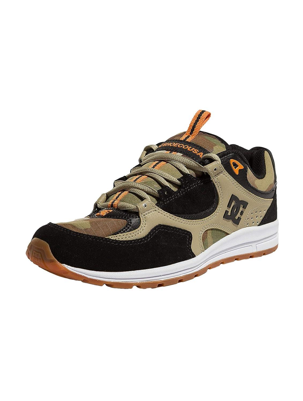 DC Hombres Calzado/Zapatillas de Deporte Kalis Lite Se 44.5 EU|Beige-negros