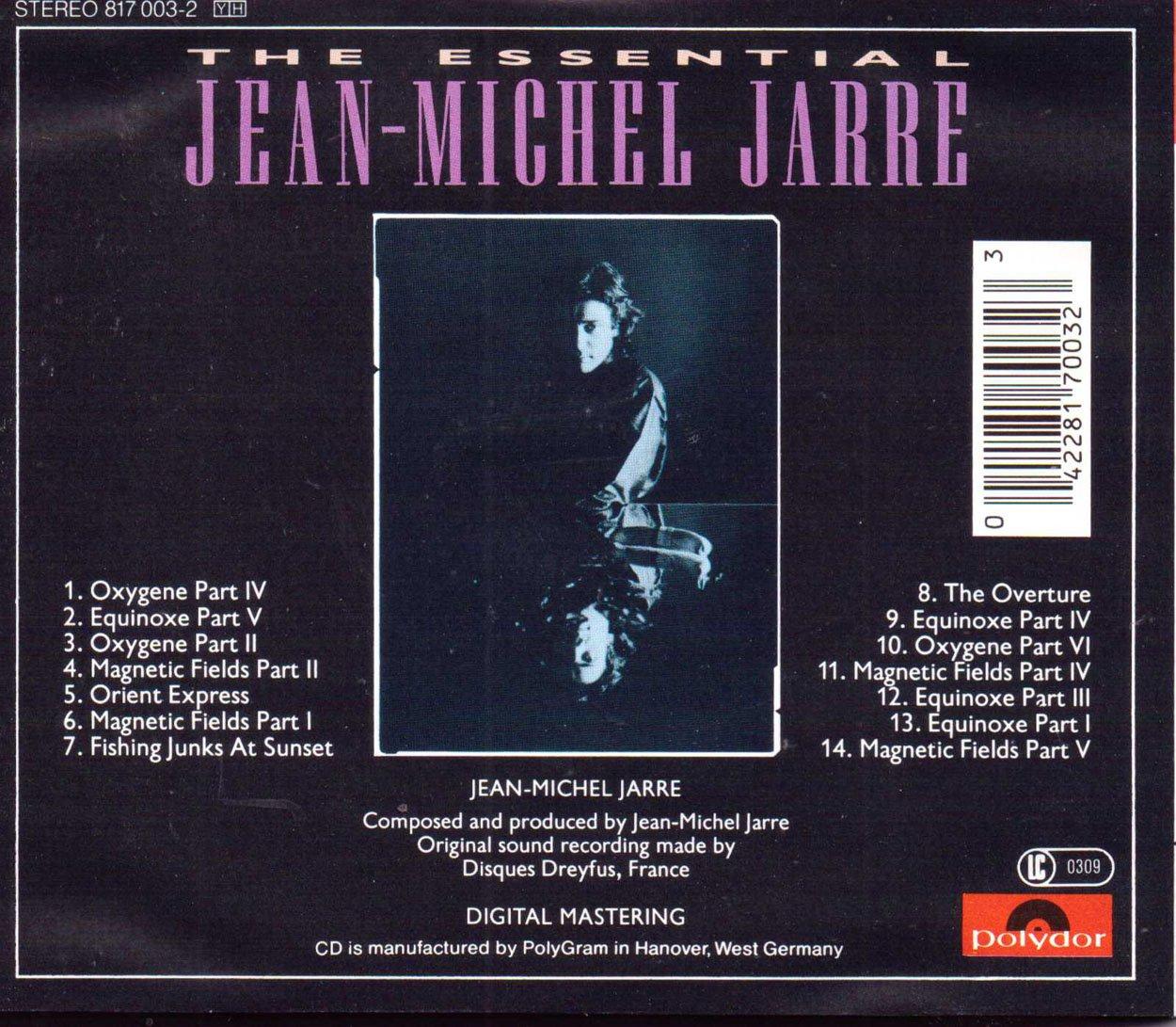 Jean michel jarre equinoxe mp3