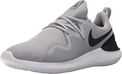 Nike Mens Tessen Shoes - Wolf Grey