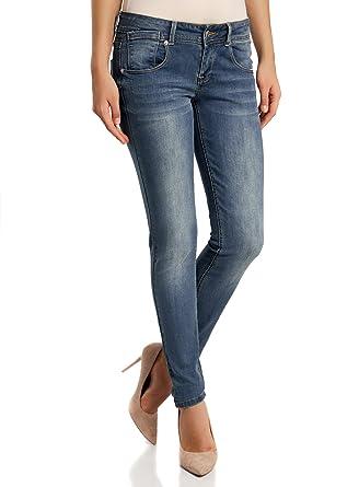 oodji Ultra Mujer Pantalones Vaqueros Skinny