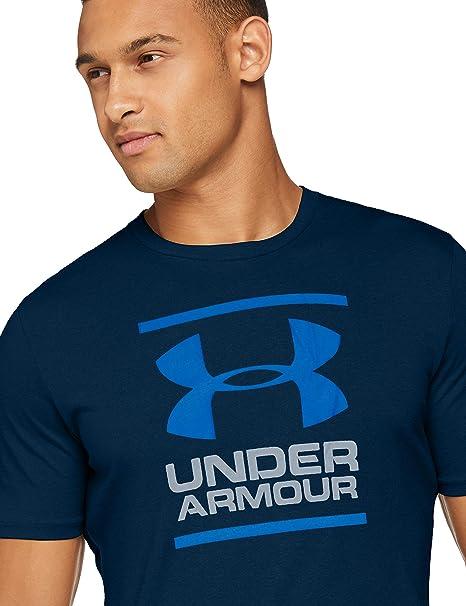 Under Armour GL Foundation T-Shirt Weiss F100