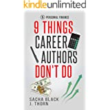 9 Things Career Authors Don't Do: Personal Finance