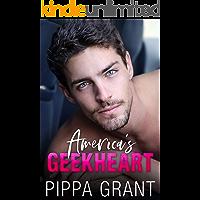 America's Geekheart (Bro Code Book 2)