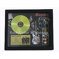 rgm8924CD disco de oro y acero de Iron