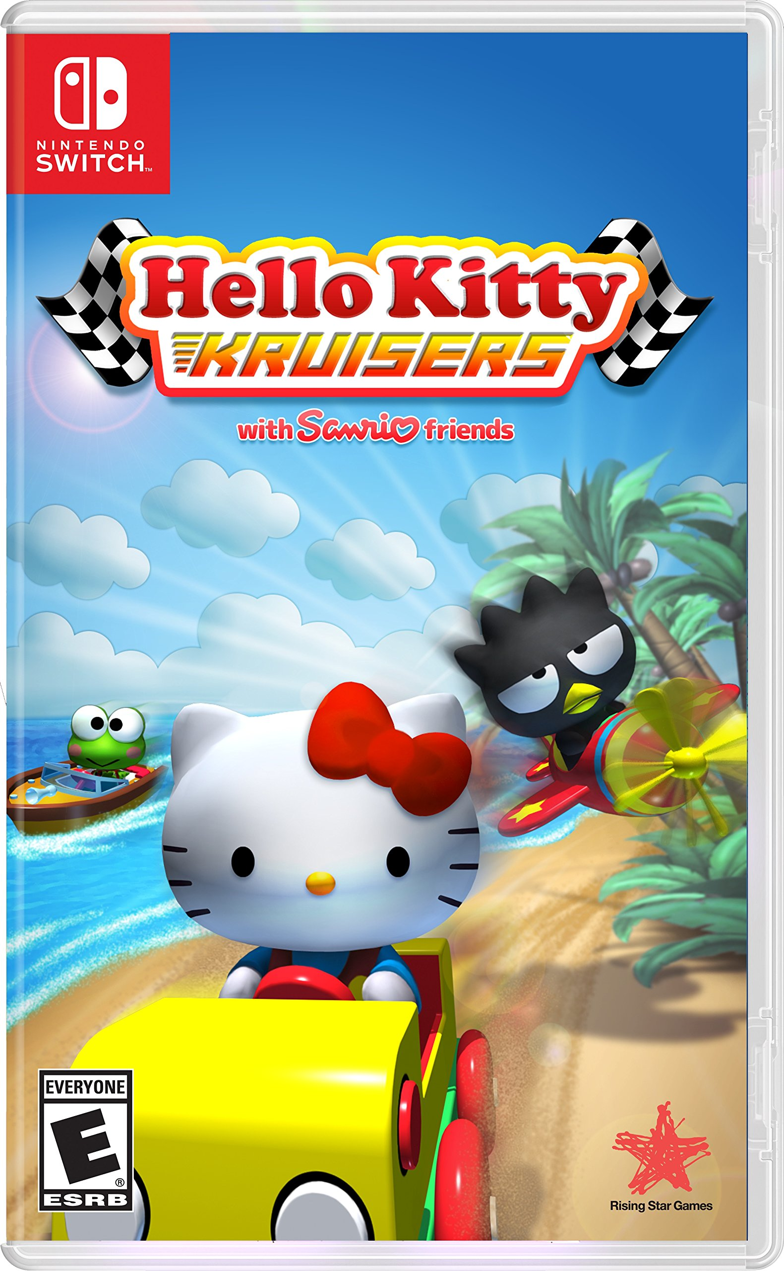 Image result for hello kitty nintendo switch game