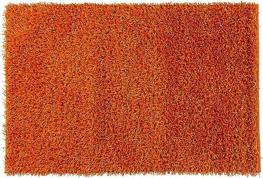 Alfombrista Ganges Alfombra, Acrílico, Naranja, 70 x 140 cm: Amazon.es: Hogar
