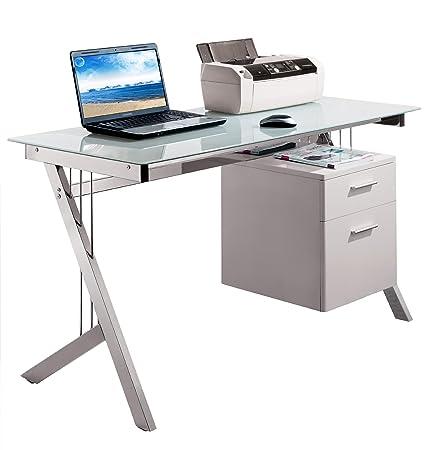 Mesa de escritorio de ordenador PC oficina en casa muebles ...