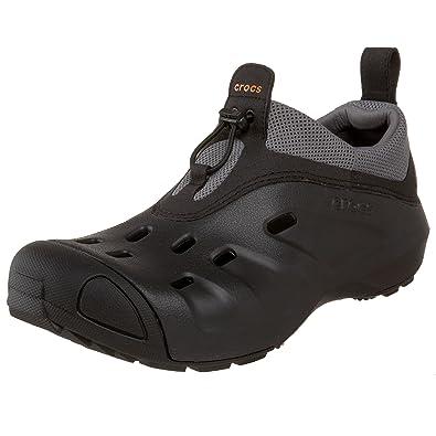 6746e3923b6 Crocs Men s Quicktrail Slip-On Water Shoe
